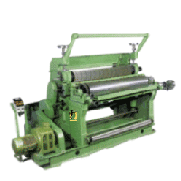 Nagpal Vertical Type Corrugation Machine