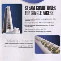Steam Conditioner for single Facer Corrugation Machine