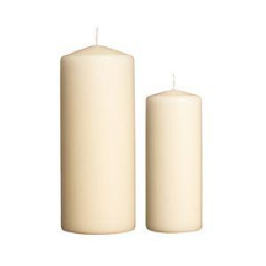 Aroma Pillar Candles