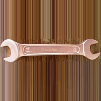 Non Sparking Double End Open Wrench