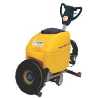 Scrubber Drier Floor Cleaning Machine