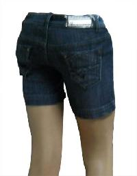 Ladies Denim Skirt Item Code : Ii-lds-016