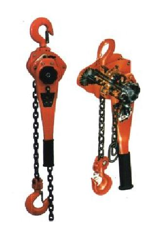 HSH-VL Chain Pulley Block