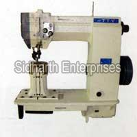 Double Needle Sewing Machine