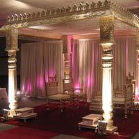 Traditional Wedding Mandap