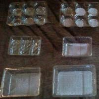 Bakery Products Packaging Trays
