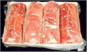Frozen Buffalo/bull Meat