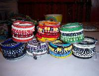 Glass Beaded Bangles