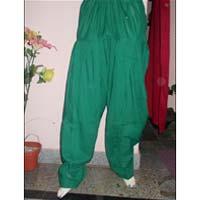 Green Patiala Salwar