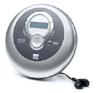 MP3 portable cd player