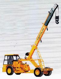 Hydraulic Mobile Crane (15000)