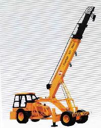 Hydraulic Mobile Crane (20000)
