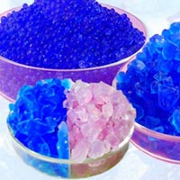 Silica Gel, Beads, Crystals