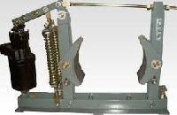 thruster drum brakes