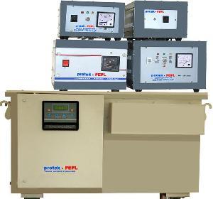 Isolated Servo Voltage Regulator