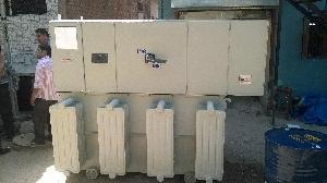 Microcontrolled Servo cum Energy saver system