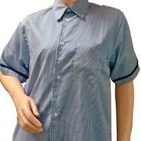 Shirt half sleeve unisex house keeping