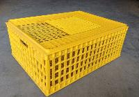 Plastic Chicken Transport Crate