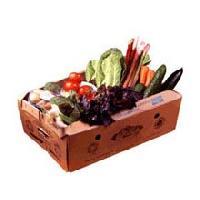 Vegetable Packaging Box