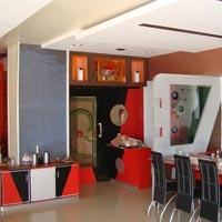 Restaurant Interior Decoration