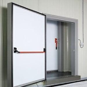 Cold Storage Equipment - Doors