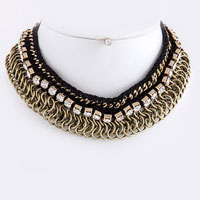 Trendy Necklace (N70280#2)