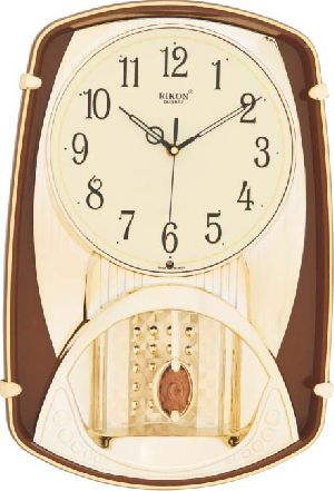 Pendulum Musical Wall Clock