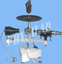 Millikans Oil Drop Apparatus