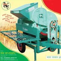 Wheat Thresher (auto Feed System)