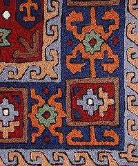 Chain Stitch Rugs