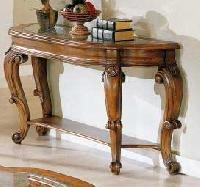 Sheesham Wood Consol Table