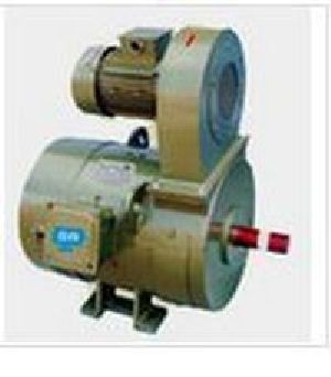 DC Motor With Blower