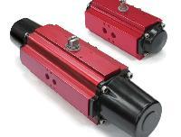 Powerful Drive Pneumatic Actuator