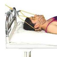 Cervical Traction Head Holder