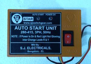 Auto Start Unit Star Model