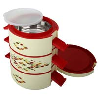 Plastic Tiffin Boxes