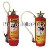 Dry Chemical Powder Type Fire Extinguisher