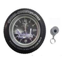 Hidden Tyre Clock  Watch Camera 01