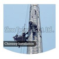 Industrial Chimney Installation