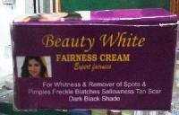 Beauty white fairness cream