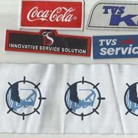 Corporate Cloth Label