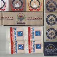 School Cloth Badges