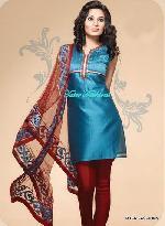 Silk Salwar Suit Material | My Dress Tip