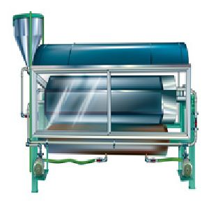 Continuous Rice Washer