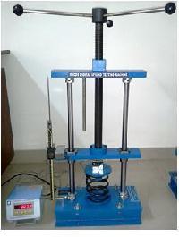 Digital Spring Testing Machines