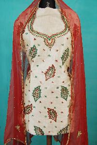 Punjabi Suits Hand Embroidery Suit