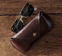 Leather Eyeglass Cases