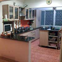 Kitchen Interior Designing