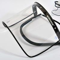 Safety Helmet Frame