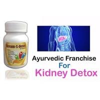 Ayurvedic Franchise For Kidney Detox